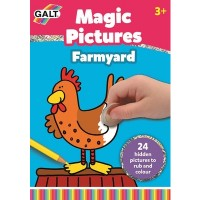 Galt Magic Pictures Farmyard 3 Yaş